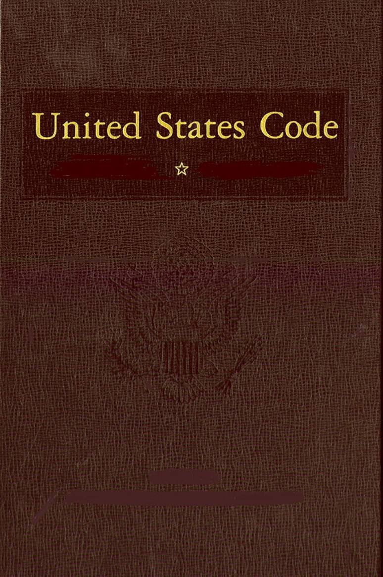 United States Code 2012 Edition Supplement III Volume 1  US Government Bookstore
