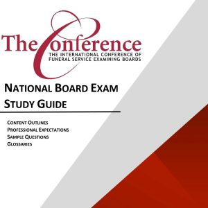 The Conference National Board Exam Study Guide