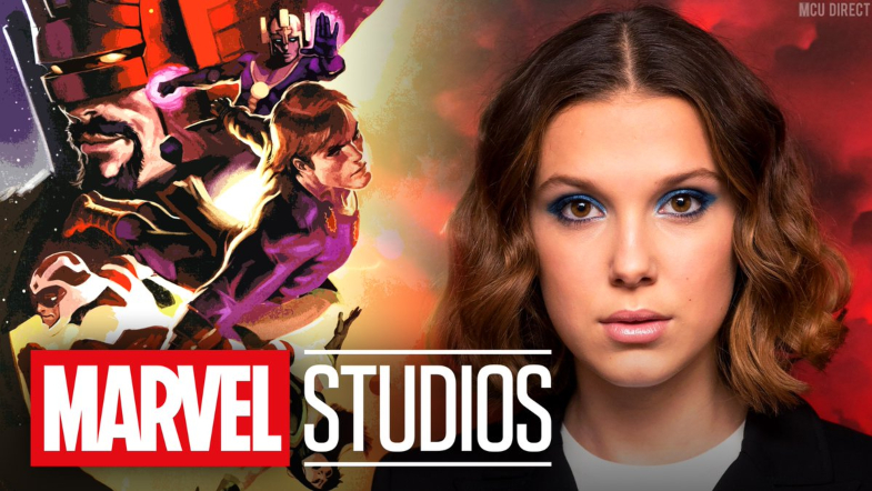 Marvels Eternals Cast Now Includes Millie Bobby Brown