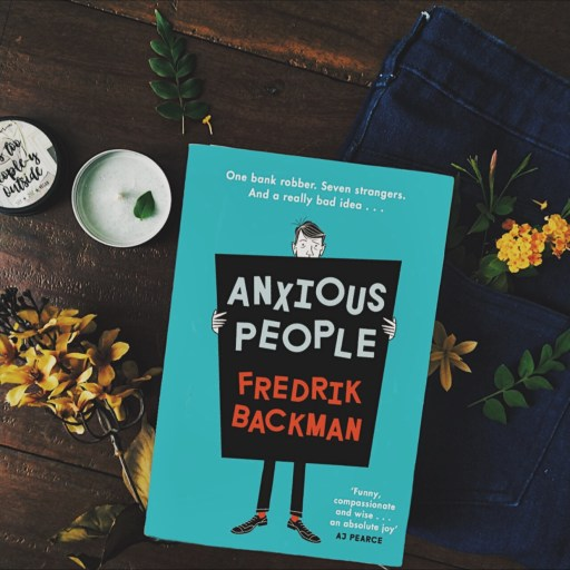 Book Review Anxious People by Fredrik Backman