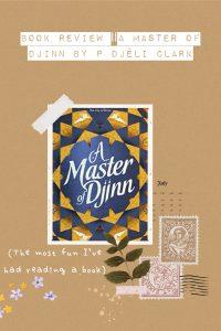 BOOK REVIEW A MASTER OF DJINN