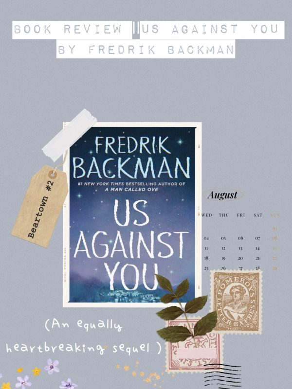 Book Review Us Against You by Fredrik Backman