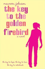 book cover of The Key to the Golden Firebird by Maureen Johnson published by HarperTeen
