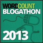 Wordcount Blogathon2013 green logo