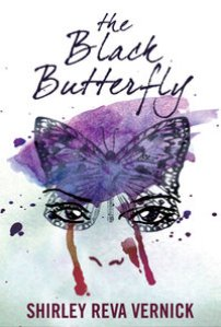 book cover of The Black Butterfly by Shirley Reva Vernick published by Cinco Puntos Press