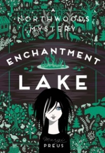 book cover of Enchantment Lake by Margi Preus published by University of Minnesota Press