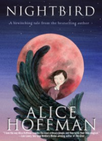 book cover of Nightbird by Alice Hoffman published by Wendy Lamb Bookx