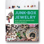book cover of Junk Box Jewelry by Sara Drew published by Zest Books