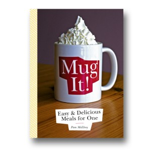 book cover of Mug It! by Pam McElroy published by Zest Books