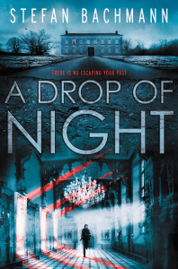 book cover of A Drop of Night by Stefan Bachman published by Greenwillow Books | BooksYALove.com