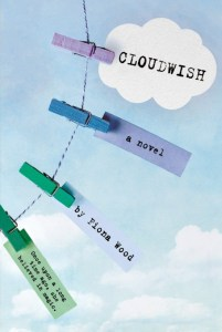 book cover of Cloudwish by Fiona Wood published by Poppy  | recommended on BooksYALove.com