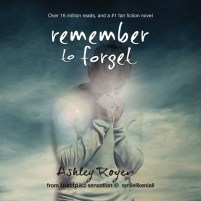 CD cover of Remember to Forget by Ashley Royer | Read by Will Lasley Published by Blink | recommended on BooksYALove.com