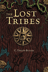 book cover of Lost Tribes, by C. Taylor-Butler, published by Move Books | recommended on BooksYALove.com