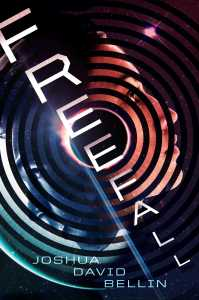book cover of Freefall by Joshua David Bellin, published by Simon Schuster | recommended on BooksYALove.com