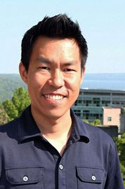 Jack Wang, pictured, and his brother Holman, created Star Wars Epic Yarns.