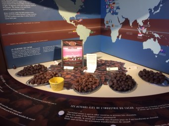 Chocolate just waits for you to taste at the Ganong Chocolate Museum in New Brunswick. This town was featured in Kids Can Press' Canada Year by Year
