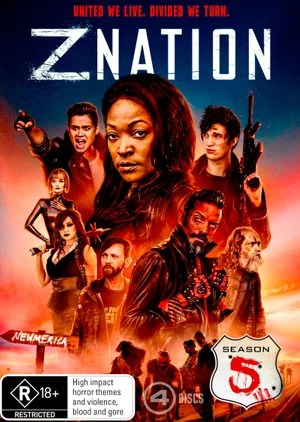 Z Nation Saison 5 : nation, saison, Nation, 9398700030115, Booktopia