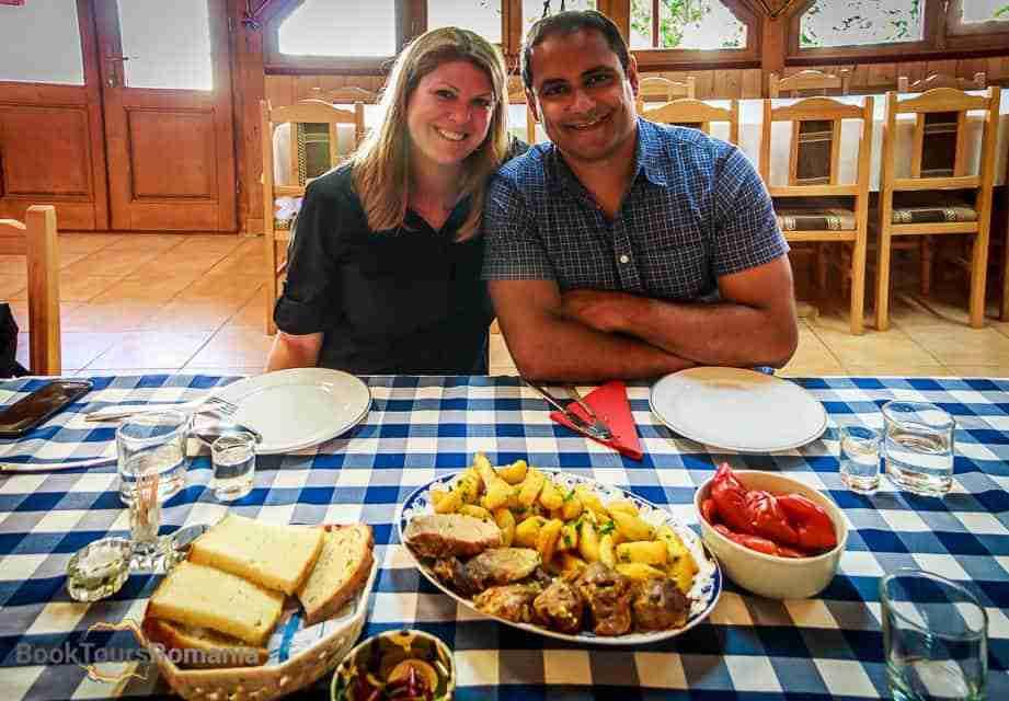 Visit Sibiel: Home Hosted Dinner