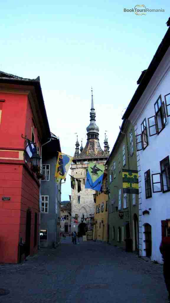 The Clock Tower - the symbol of Sighisoara