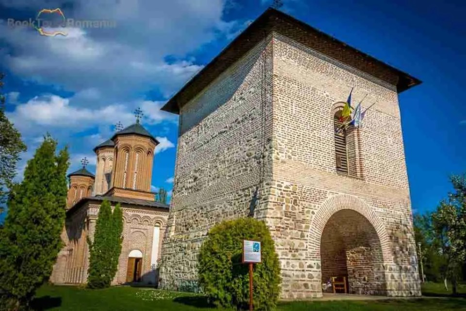 Monastery of Snagov: Dracula Tomb