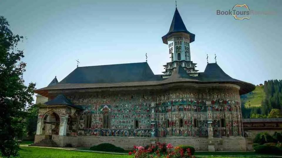 Sucevita Painted Monastery