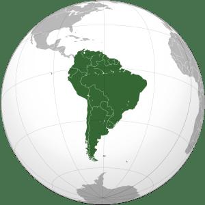 Южная Америка и Антарктида