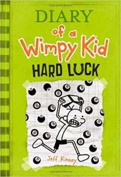 Diary of a Wimpy Kid: Hard Luck, Book 8 pdf