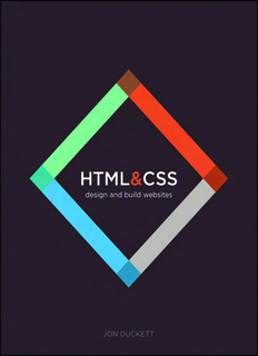 Download HTML and CSS by Jon Ducket