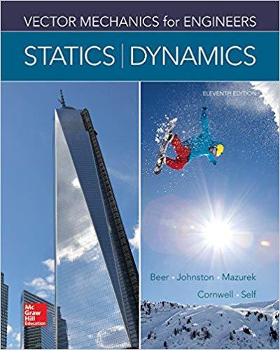 Vector Mechanics For Engineers latest edition pdf