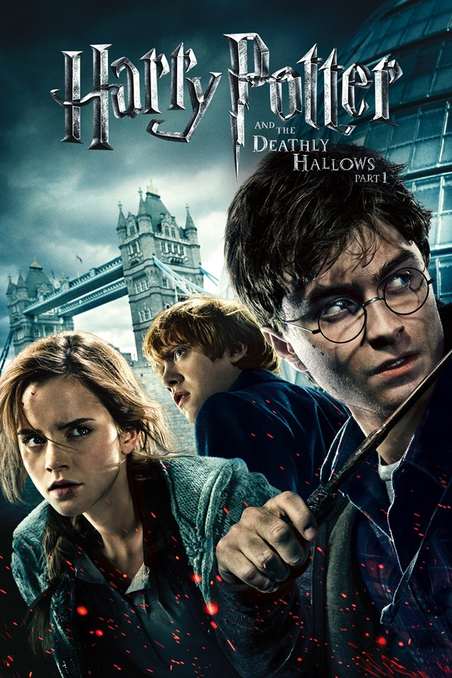 harry potter and the deathly hallows part 1 ebook free download