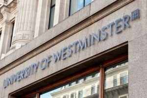 Scholarship At University Of Westminster