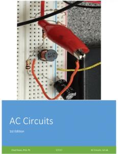 AC Circuits by Chad Davis