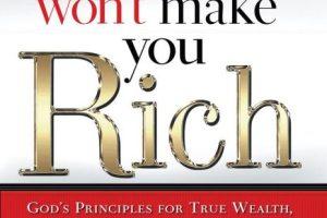 Money Won't Make You Rich