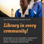 Booktree Community Library Project