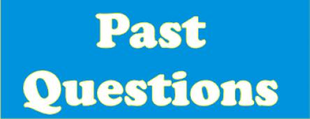 GES 101 past questions