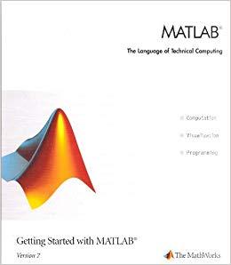 MATLAB  the language of technical computing