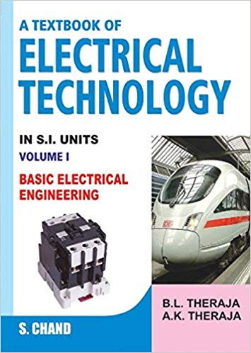 Download A Textbook Of Electrical Technology By B.L. Theraja
