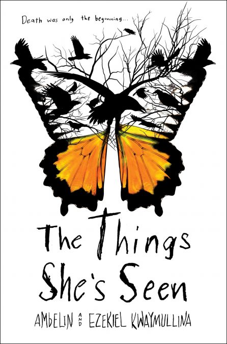 The Things She's Seen by Ambelin Kwaymullina