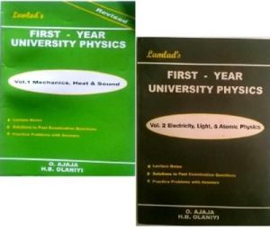 First-Year University Physics Vol 1 & 2