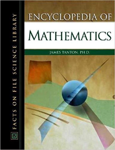 Encyclopedia Of Mathematics (Science Encyclopedia) pdf