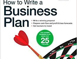 How to Write a Business Plan by Mike McKeever