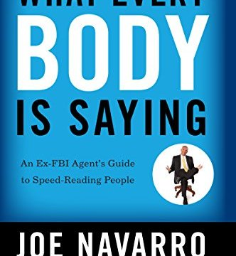 What Every Body Is Saying by Joe Navarro