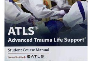 ATLS Advanced Trauma Life Support 10th Edition PDF