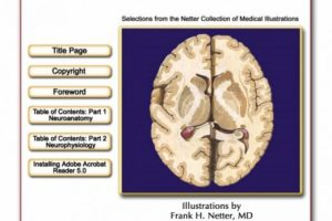 Atlas of Neuroanatomy and neurophysiology special edition pdf