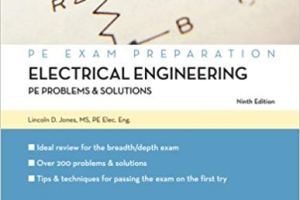 Electrical Engineering Problems & Solutions PDF