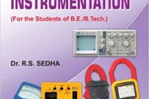Electronic Measurements and Instrumentation by R.S. Sedha pdf