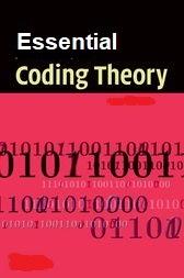 Essential Coding Theory pdf