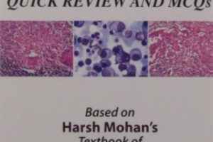 Pathology Quick Review and MCQs by Harsh Mohan pdf