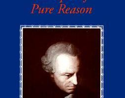 The Critique of Pure Reason by Immanuel Kant pdf