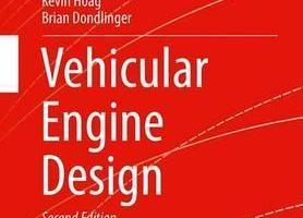 Vehicular Engine Design Second Edition PDF
